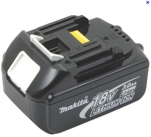 18volt makita battery